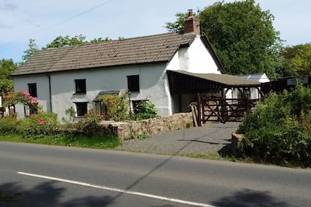 Working smallholding close to bude - Pancrasweek - Bed & Breakfast