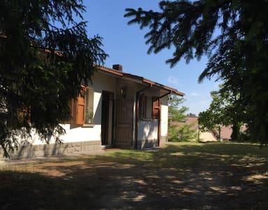 LA CASA DEL BOSCO - Monzuno - Villa