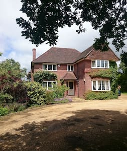 Westlands - Rural near The New Forest & Solent - Casa