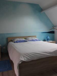 Chambre grecque - Bed & Breakfast