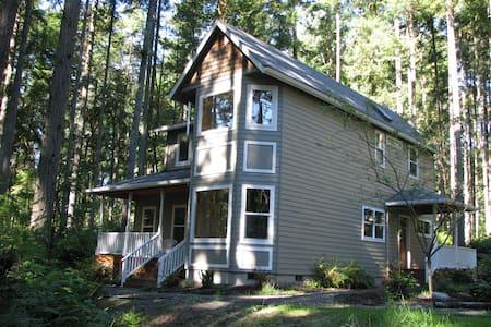 Vashon Island Forest Retreat - House