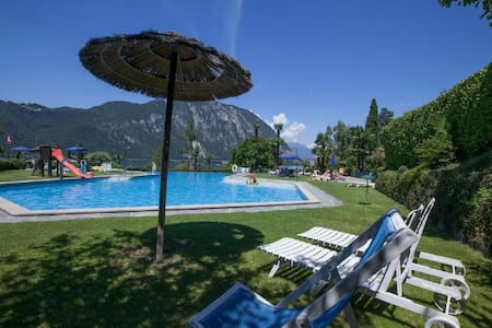 Lago di Lugano Family  - Appartement