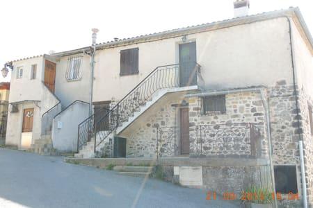 appartement dans petite maison - Saint-Antonin - Appartement