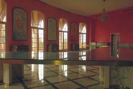 Le Palais de la Monin Bia - Kasteel