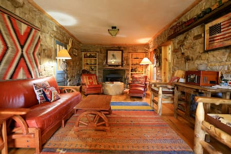 Canyon of the Ancients Guest Ranch - Huis