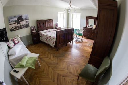 B&B Lo Scudiero - Camera Nadir - Passerano Marmorito - Bed & Breakfast