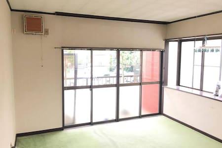 Center of Chichibu city Saitama, Simple house wifi - Entire Floor