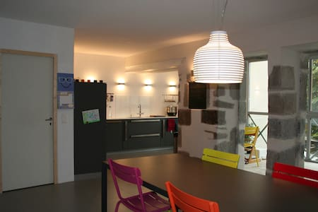 Grand appartement hyper centre - La Roche-sur-Foron - Daire