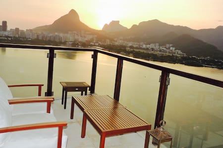 A Melhor Vista do Rio de Janeiro - Rio de Janeiro - Apartment