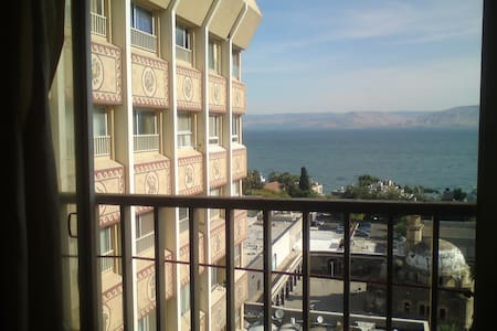 Cozy apartment in town center, Tiberias - Tiberias