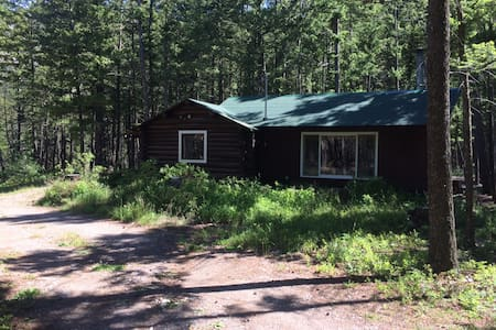 Wind Mountain Cabin, Rocky Mountain Front - Choteau - Cabin
