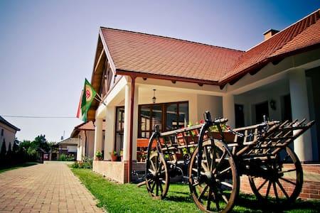 Falusi Vendégház a Tisza Partján - Tivadar - Casa
