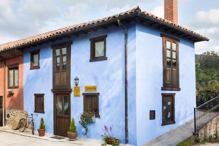 Casa Rural Completa en el corazón de Asturias - Maison