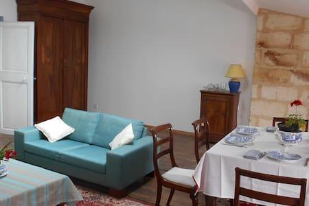 Bel appartement près des quais à Pauillac - Apartmen