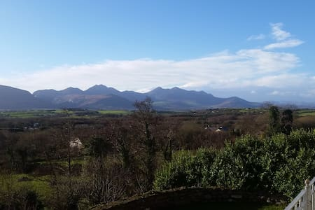 spectacular views, peaceful sleep, double ensuite - Kerry - House
