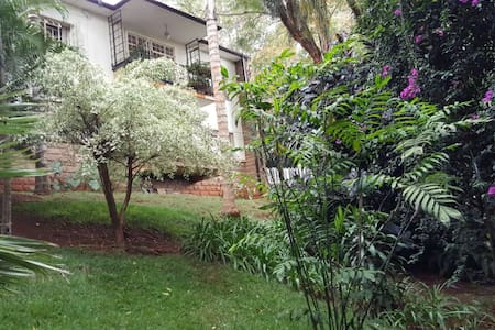 Serene & Secure in Westlands - Central to Malls - Nairobi - Bed & Breakfast