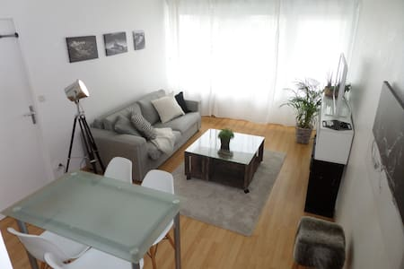 Appartement Scandinave proche Cathédrale - Reims - Huoneisto