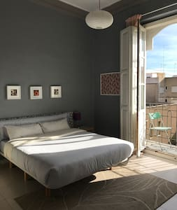 Sunny and Lovely Room, center of Valencia - València - Wohnung