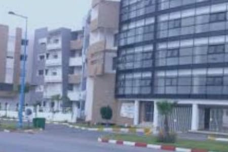 appartement neuf pres de la plage avec piscine - Ben Slimane - Pis