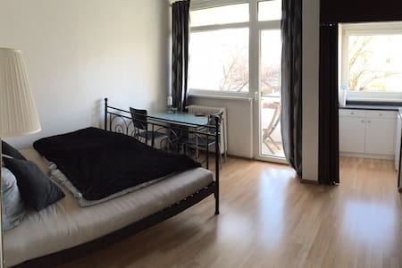 charmantes, zentrales Apartment :)