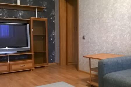 2-комнатная квартира в Центре Барнаула - Lägenhet