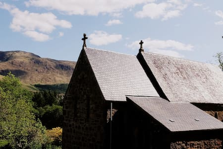 Quirky church in remote Scottish Highlands - その他