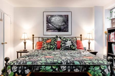 Spacious King Bedroom near Grand Central - Apartment