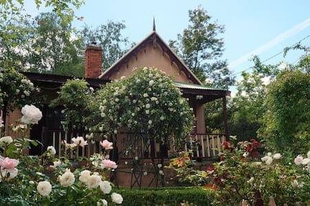 Gladstone House - Charming Beechworth Cottage - Beechworth - House