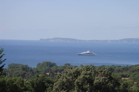 Duplex de charme golfe de St Tropez - La Croix-Valmer