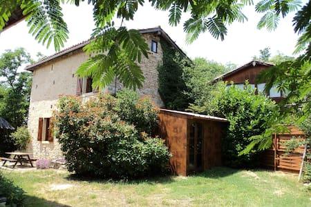 Le Rosier, Hameau des Chênes, 31360 LE FRECHET - Huis