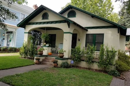 Historic, charming bungalow in downtown Augusta - Augusta