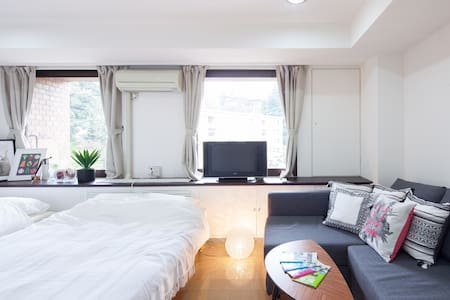 NEW!Central of Tokyo Finest Area - Apartment