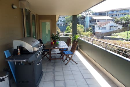 Spacious apartment near Manly - Queenscliff