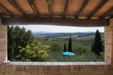 Tuscany for two in double bedroom - Bed & Breakfast