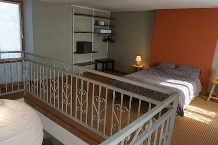 "Suite ""Au village"" in Burgundy - Dicy - Apartemen"
