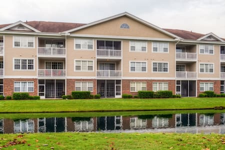 2BR North Myrtle Beach Condo