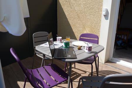 Studio pour vacances (n°3) - Valras-Plage - Apartment