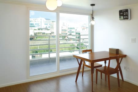 simple and comfortable mandoo stay - Apartamento