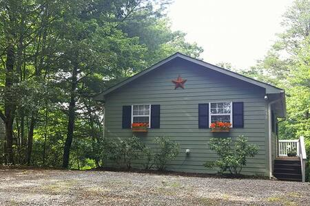 Beautiful Hideaway in the Woods- pets! Lake Lure - Maison