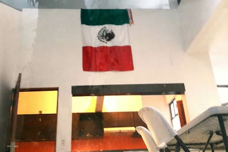 Lovely room in spacious house, Condesa - House