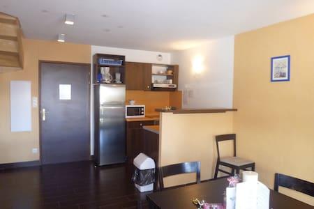 appartements en duplex dans résidence de vacances - Wohnung