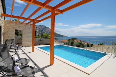 NEW! Villa Zara, private pool, 300m far from beach - Villa