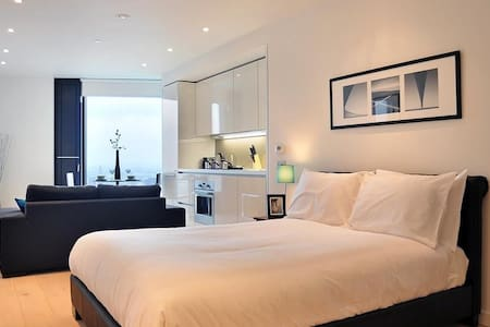Studio flat in Central London - Londen