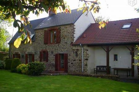 Maison baie du mont st michel - Lolif