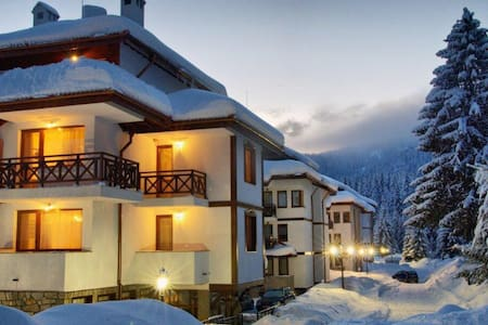 Elite mountain apartment near lifts - Pamporovo