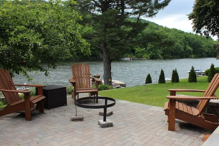 Sweet Dotti's Cottage - Candlewood Lake (60m NYC) - Huis