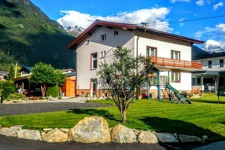 Útulné ubytovanie v Tirolských Alpách.... - House
