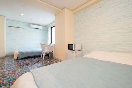 Great, Comfortable and Spacious Room FREE WIFI#203 - Kanazawa-shi - Apartment