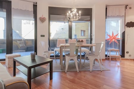 Luxury new apartment for 6 @ Soldeu - Soldeu
