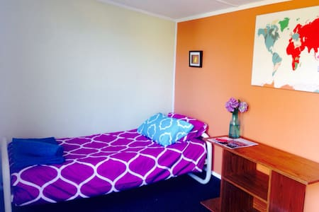 Central City Homestay, Twin - Whanganui